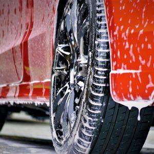 Limpieza de automoviles